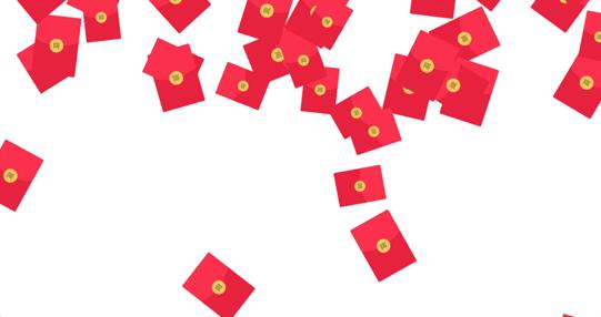 618红包雨